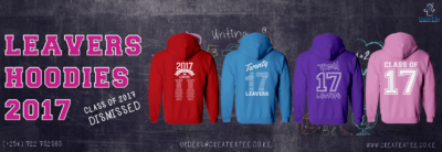 Stepping Out In Style with Our Leavers Hoodies Sale!