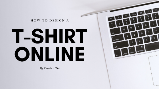 How to design a T-shirt online