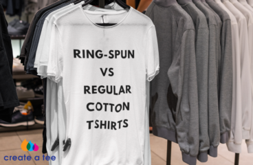 Difference between regular and ringspun cotton t-shirts