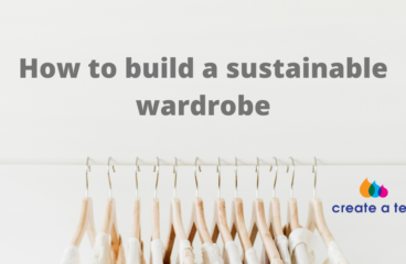 3 Tips to build a sustainable wardrobe