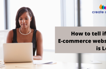How to tell if an E-commerce website is Legit