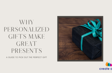 Why personalized gifts make great presents